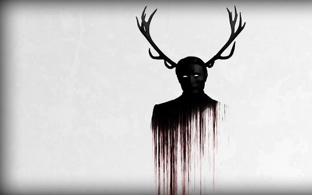 New tab wallpaper Hannibal Lecter