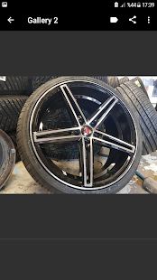 Application of Car Rim Modifier Ideas - náhled