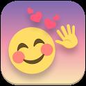 Saludos de Amor - Imagenes de uso diario icon