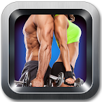 Men Gym Workout Routines Icon