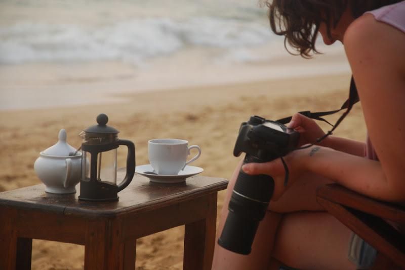 Fotografare in spiaggia di Niryy