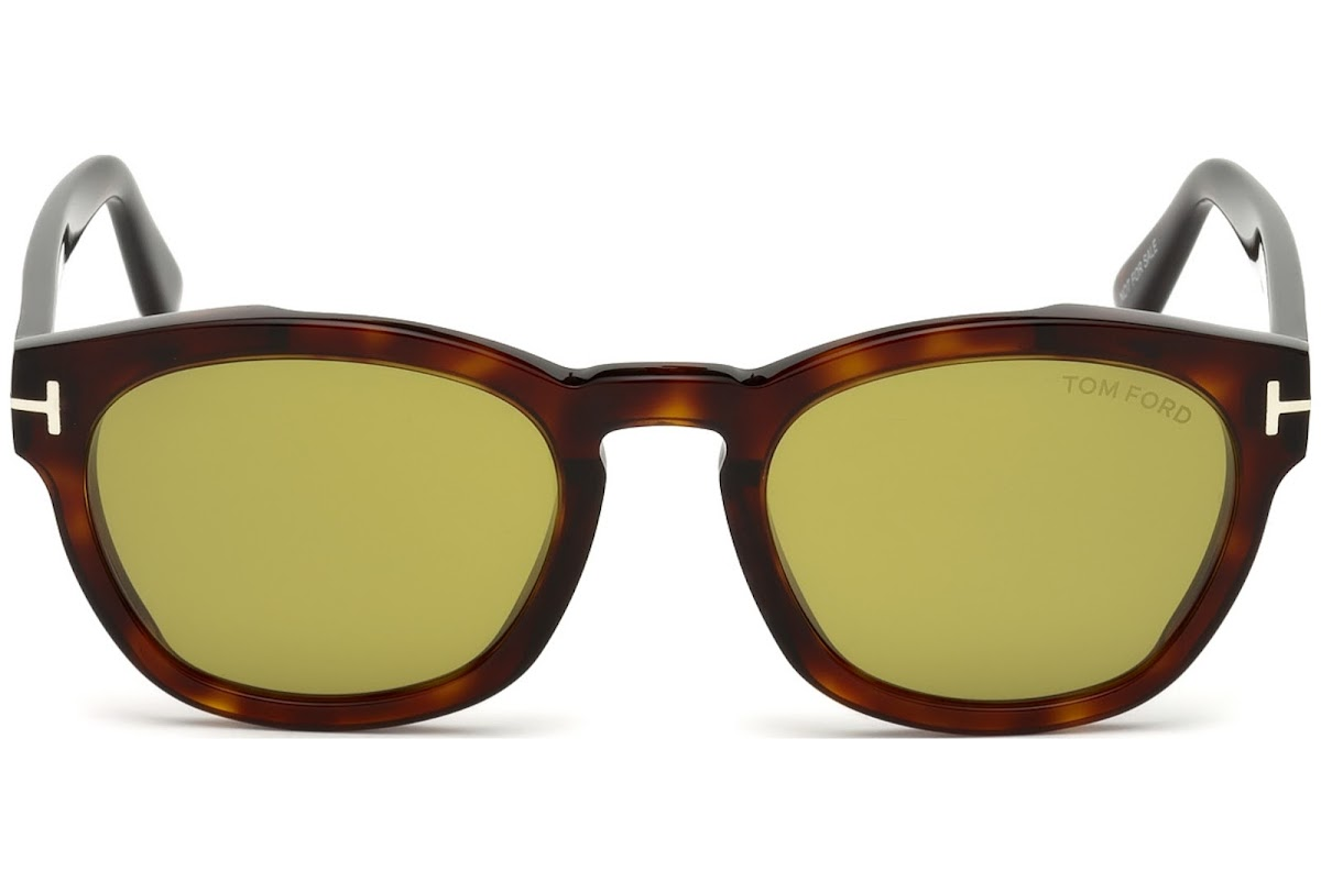 b16bedf33ed Sunglasses Tom Ford Bryan-02 FT0590 C51 52N (dark havana   green)