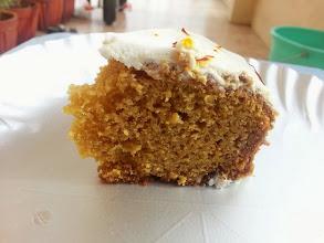 Photo: Vegan Vanilla Cake