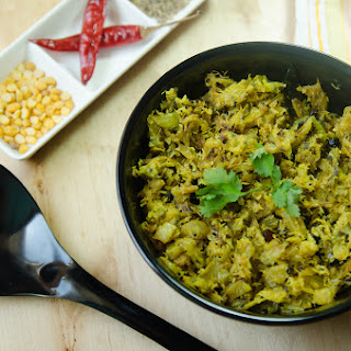 Cabbage Fry Recipe