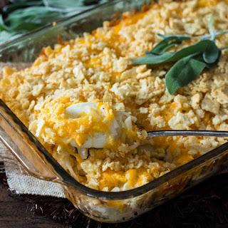 Egg & Potato Casserole