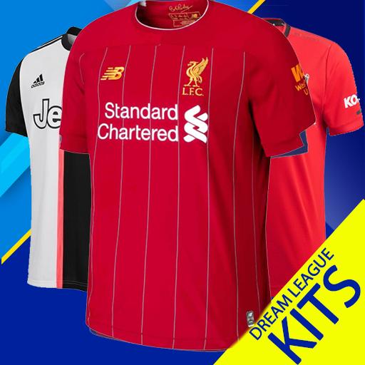 Baixar Dream League Kits Soccer 19/20 para Android