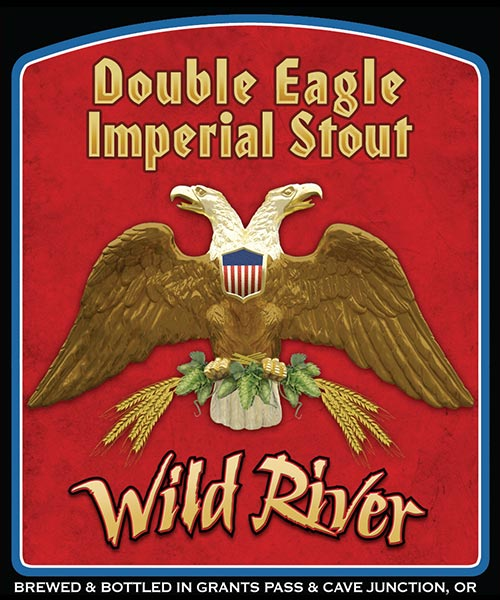 Logo of Wild River Double Eagle Imperial Stout