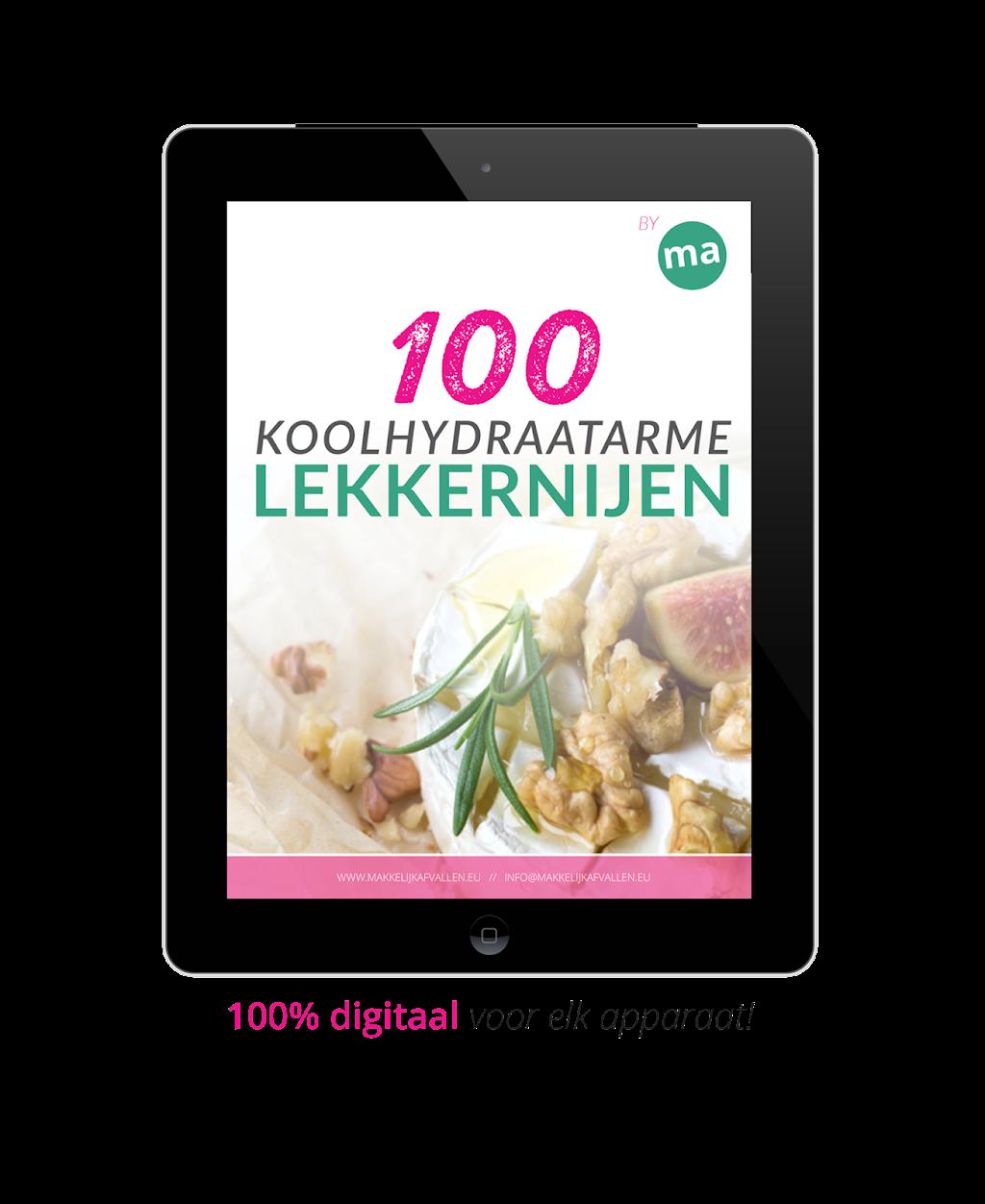 100 kha-lekkernijen