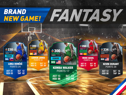 Basketball Fantasy Manager 2k20 ? NBA Live Game 6.00.050 screenshots 2