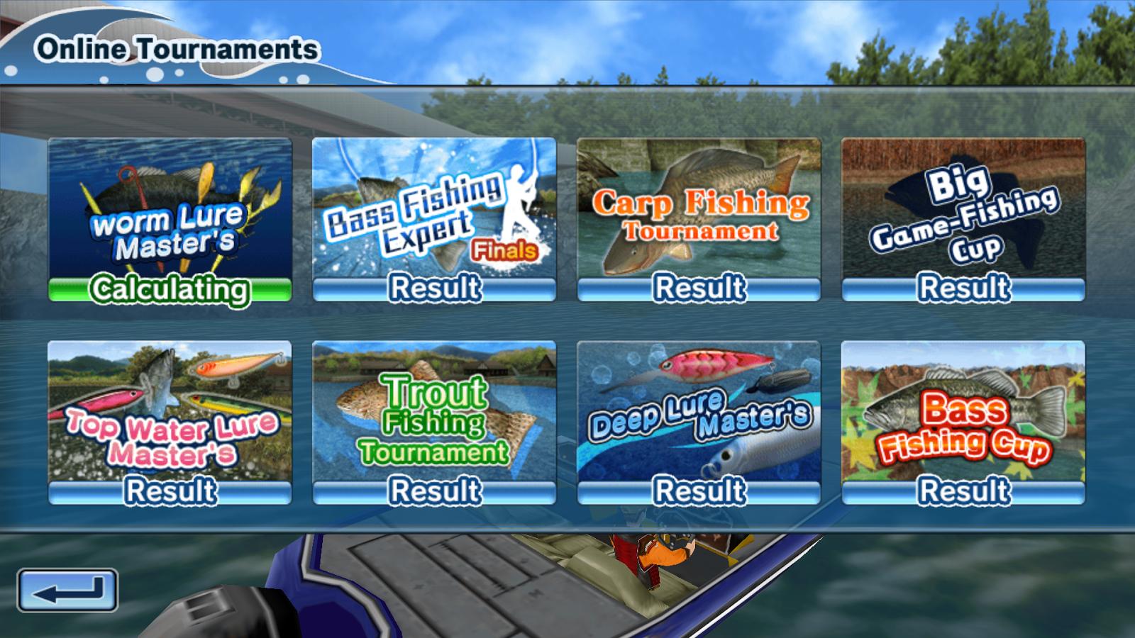 Bass Fishing 3D Free- screenshot