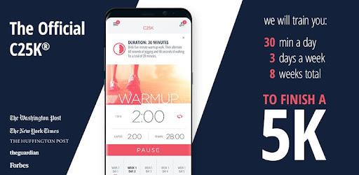 Приложения в Google Play – C25K® - 5K Running Trainer Pro