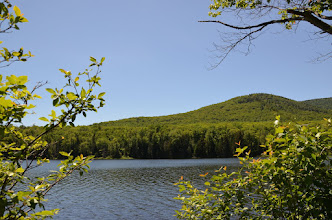 Photo: Scenic view at Seyon Lodge State Park by Linda Carlsen Sperry