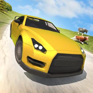 Speed Sport Car Racing 1.1 by Qva Games logo