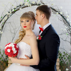 Wedding photographer Anastasiya Zubkova (Nastya6625). Photo of 21.02.2016