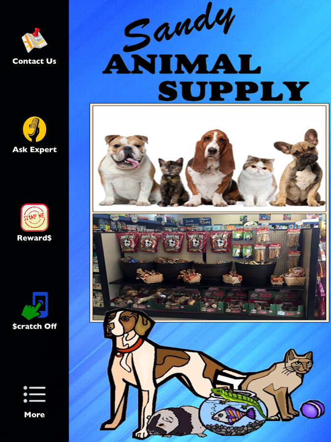 Sandy Animal Supply- screenshot