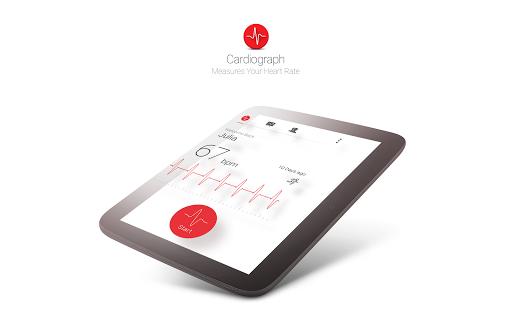 Cardiograph - Heart Rate Meter screenshot 6