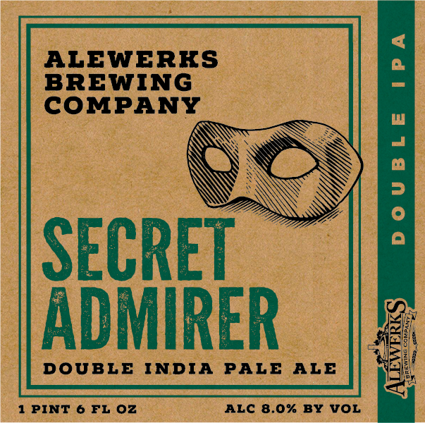 Logo of Alewerks Secret Admirer