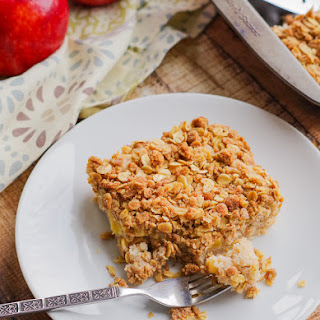 Apple Pie Pancake Casserole.