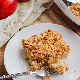 Apple Pie Pancake Casserole.