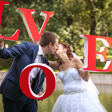 Wedding photographer Igor Ryabkov (ria77). Photo of 30.08.2013