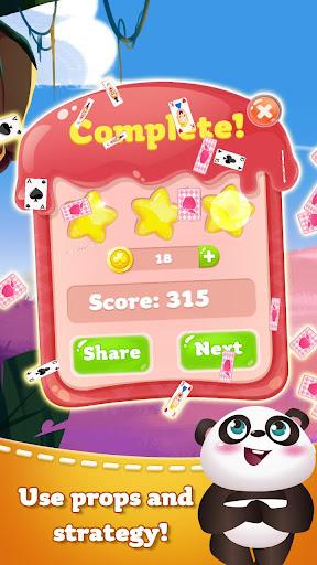 Panda Solitaire Match screenshots 5