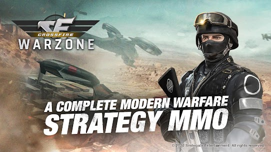 CrossFire: Warzone – Strategy War Game 1