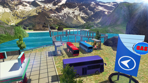 Bus Simulator 2018 Free 4.9 screenshots 6