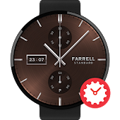S.Brown watchface by Farrell