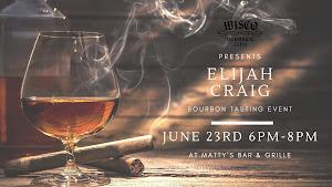 Elijah Craig Bourbon Tasting