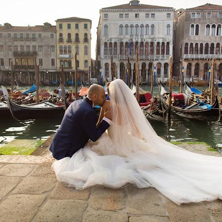 Hochzeitsfotograf Natalya Yasinevich (nata). Foto vom 08.02.2018