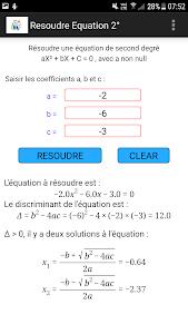 Download Solveur Equation Math APK latest version 1.0 for ... on