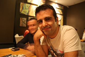 Photo: Gulcan's friends/co-workers.