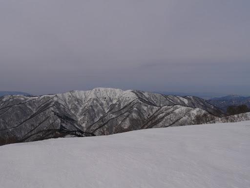 上谷山も近くに