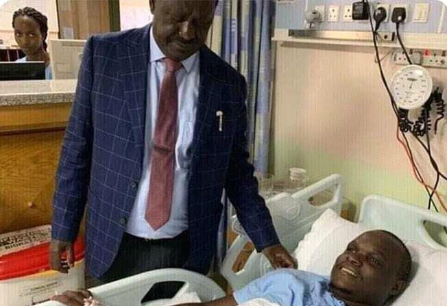 , ODM yakana kwamba Imempuuza Magaya Hospitalini