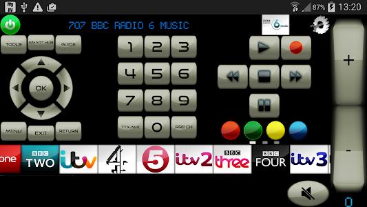 Wi-Fi TV Remote Samsung vPigV8.82