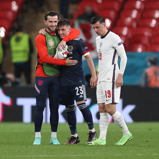 England stars Mason Mount and Ben Chilwell ordered to self isolate AFTER training today following Gilmour Covid result