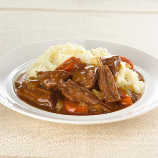 Slow Cookers Red Wine Braised Roast.
