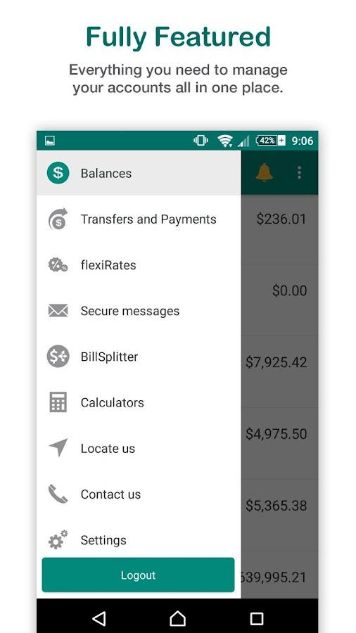 Suncorp Bank- screenshot