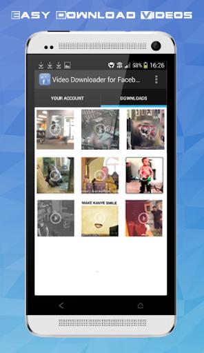 Facebook Video Downloader Apk Iphone   Unixpaint