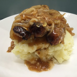 Onion Gravy for Sausage and Mash Recipe