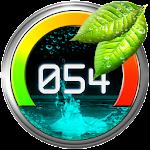 ECO-Driving Speedometer Icon