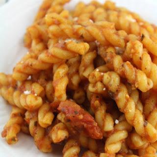 Instant Pot Pasta with Sauce Recipe