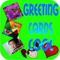 Greeting Cards Cool icon