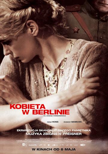 Polski plakat filmu 'Kobieta W Berlinie'