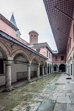 Photo: Topkapı Sarayı - Ein Hof im Harem