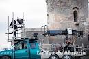 Jamiroquai rueda en Almería