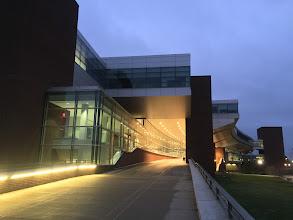 Photo: Information Sciences and Technology Building, University Park, PA, 16802. www.ist.psu.edu