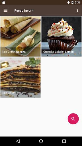 Screenshot 3 Resep Kue Lengkap