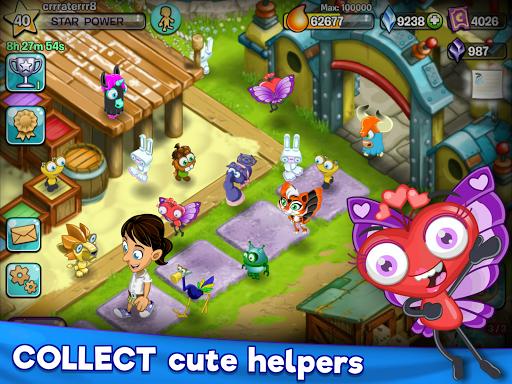 Farm Craft: Township & farming game apkmr screenshots 2