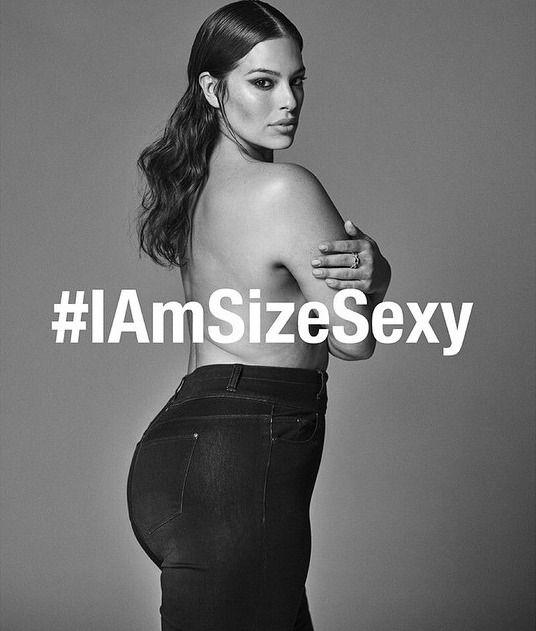 ashley's body positivity campaign